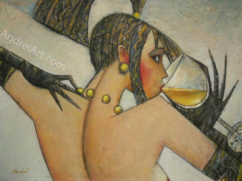 Живопись_Андрей-Процюк_Wine-Collection_Yellow-Tail