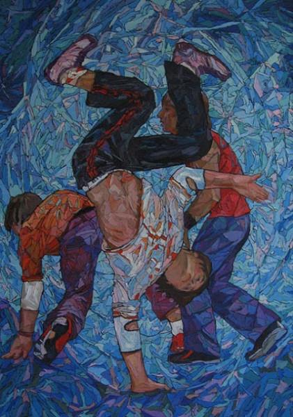 Sergey Sovkov _ paintings _ Russia (5)