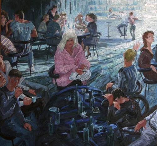 Sergey Sovkov _ paintings _ Russia (7)