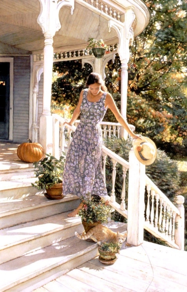 Steve Hanks - A Sense of Belonging