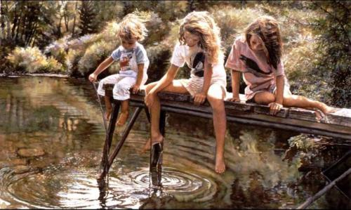 Steve Hanks - A World for Our Children