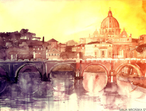 sunset_in_rome_by_takmaj-d58wrid