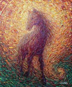 caballo-horse-eduardo-rodriguez-calzado-2013-9c40909a
