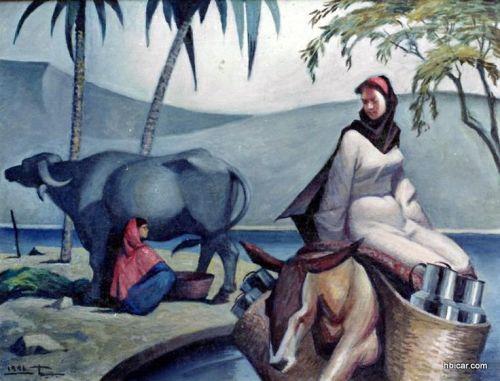 52491b1d14cc71856e78adfb3a3893ce-egyptian-art-painting-art