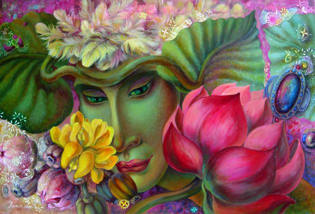 Ina Lukauskaitė_paintings_Lithuania