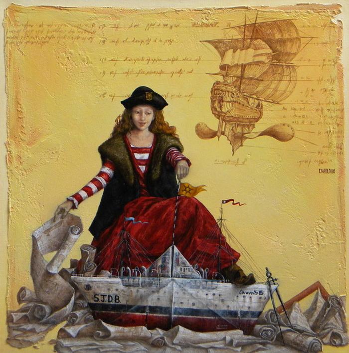 Catherine Chauloux - Tutt'Art@ (12)