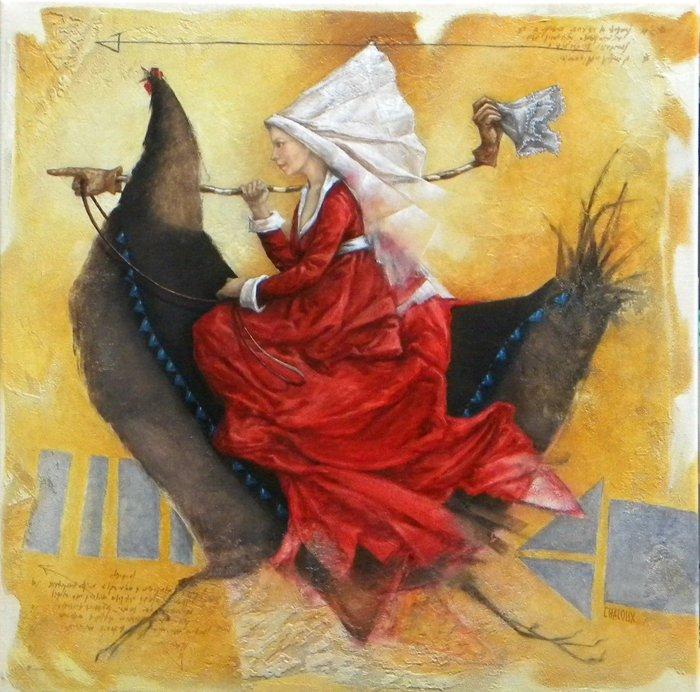 Catherine Chauloux - Tutt'Art@ (21)