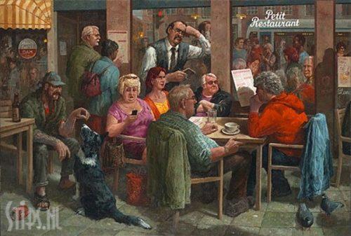 doe-mij-maar-eh-marius-van-dokkum-giclee-op-canvas-600x405