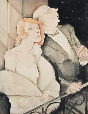 jeanne-mammen-german-artist-1890-1976-ursa-major-1920s
