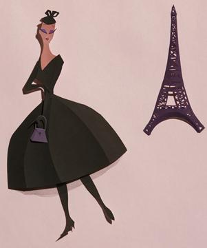 Paris-mid