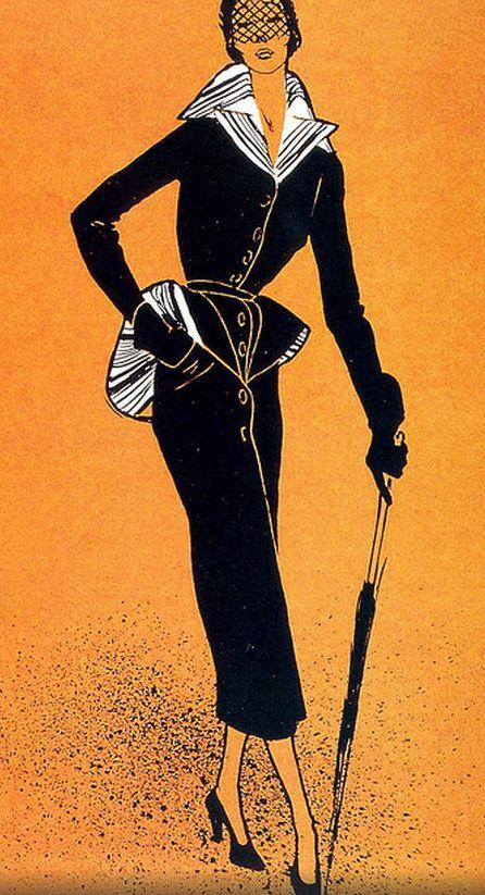 René-Gruau_Jacques-Fath-Couture.