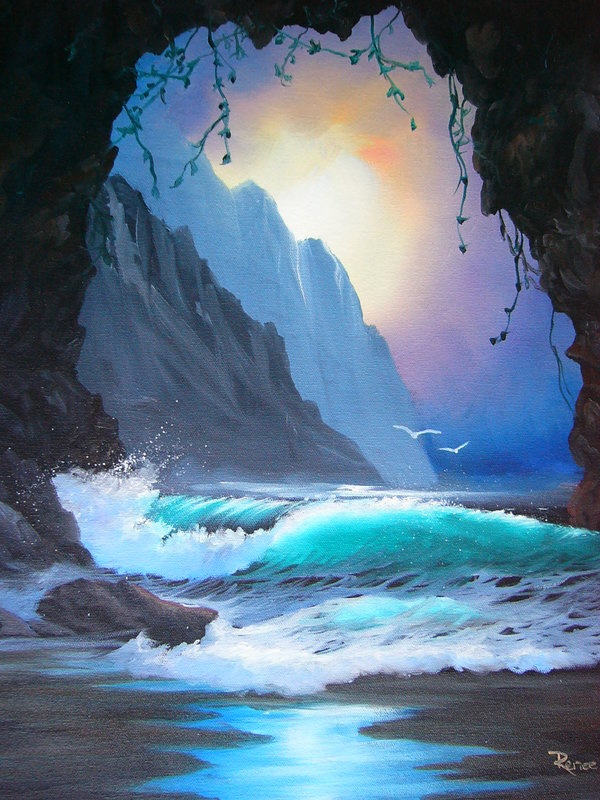 roy-gonzalez-tabora-1956-hawaiian-seascape-painter-tuttart-4