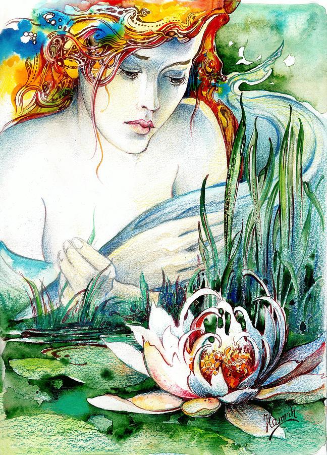 angel-and-lily-anna-ewa-miarczynska