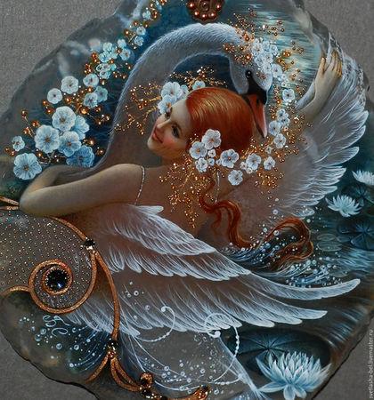 ca3c9f1ff1d02c4cfe3979fcb0nd ukrasheniya tanets s lebedem Завораживающая красота!