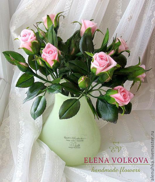 d9bc83220feddf0eb59e1019d8qx-tsvety-i-floristika-buket-roz-polimernoj-gliny-prazdnik-dushi