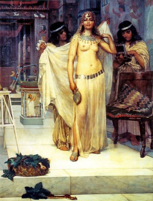 margetson-william-henry-1861-1940-cleopatra