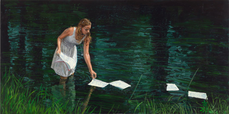 michele-del-campo-floating-words-100x200cm1