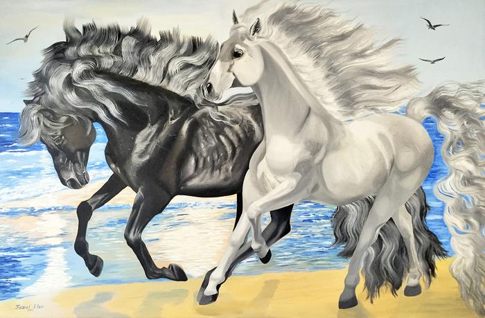 www-artsgallery-pro_fazal_elen_loshadi_na_beregu_morya_medium_247348